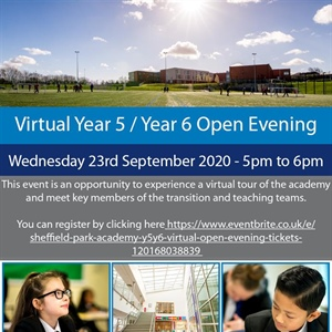 Virtual Year 5 / Year 6 Open Evening