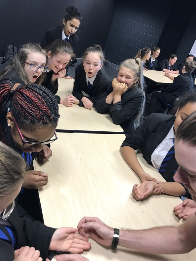 From snakes to giant snails, Zoolab bring some animal magic to Sheffield Park Academy