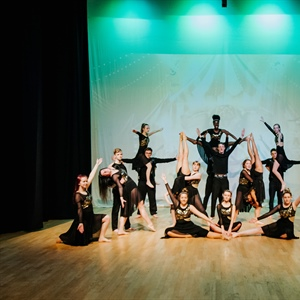 Pupils Dance Up A Storm For Charity